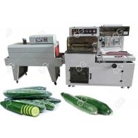 Buy cheap Industrial Food Packing Machine L Bar Cucumber Shrink Wrap Machine With from wholesalers