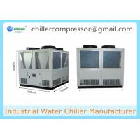 Buy cheap 180kw 50 tons 50TR Air Cooled Water Chiller with Screw Compressor from wholesalers