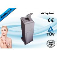 Quality Three Heads ND YAG Laser Machine , Laser Hair And Tattoo Removal Machine wholesale