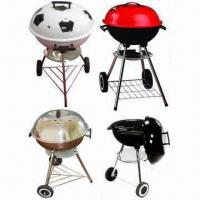 Quality Metal Charcoal Grill for Long Time Use, Barbecue Outside or in Garden, with 72cm Height wholesale