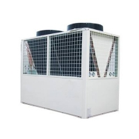 China R410A R134A Heat Pump Air Cooled Water Chiller For Industrial on sale