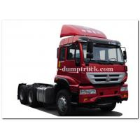 Buy cheap sinotruk golden prince or Hohan 6x2 tractor truck with low price with good quality product