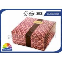 Quality Printed Food Packaging Box Cardboard Boxes & Luxury Chocolate Packing Box wholesale