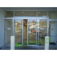 Quality Automatic Sliding Door With Aluminum Frame, Automatic Aluminum Office Door, Glass door wholesale