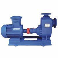 Quality Low Noise Cantilever Hot Oil Heating Pump In Plastic / Rubber And Textile wholesale