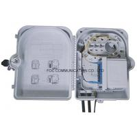 Quality High Resistance 16 Core Fiber Optic Termination Box For Wide Area Networks wholesale