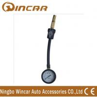 Quality Dial truck 4X4 digital Tire Pressure gauge with protective rubber casing wholesale