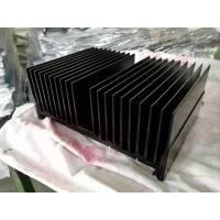 China CNC Machining Extruded Heat Sink Akzo Nobel Powder Painting for Truck Lamp on sale