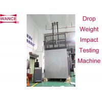 Quality φ1200mm Thermoplastic Pipe Testing Equipment For Impact Resistance Test wholesale