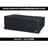 "Cheap Concert Sound Equipment / 680W Line Array Speaker With1.4""+2x10"" Neodymium Drivers for sale"