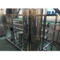 Quality Reverse Osmosis Water Purification Systems For Beverage Processing Industry wholesale