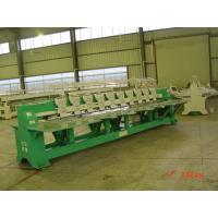Quality Digital 10 Heads Flat Embroidery Machine For Caps And T Shirts GG910 wholesale