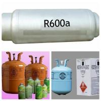 Quality refrigerant gas r600a 99.95% purity for sale wholesale