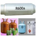 Quality Refrigerant gas r600a 99.95% purity good quality wholesale