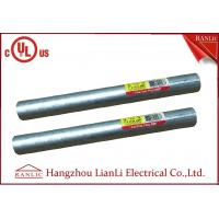 Quality 1/2 Inch to 4 Inch Galvanised EMT Electrical Conduit Tubing for Decorative wholesale
