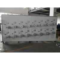 Quality Professional Plastic Rope Making Machine 0.015 - 0.07mm Thickness wholesale