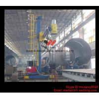 Cheap Automatic Welding Manipulator 4 * 4m Welding Working Station For Chemical for sale
