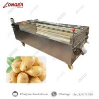 Quality Brush Washing And Peeling Machine|Potato Washing Machine|Potato Washing and Peeling Machine|Commercial Washing Machine wholesale