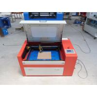Quality 45w Co2 Laser Cutting Engraving Machine For Art Work Industry , Laser Cut Acrylic Jewelry wholesale
