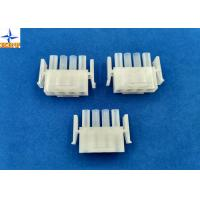Quality Electronic Single Row Housing Wire To Wire Connectors 6.35mm Pitch Male Housing wholesale