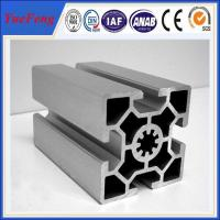 Quality 6061 aluminium extrusion supplier weight of aluminum section, aluminium industry extrusion wholesale