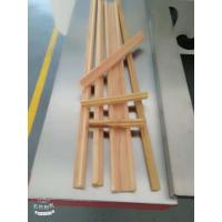 Quality Casting Iron Four Sided Wood Planer / Wood Moulding Machine Main Spindle Φ 40 Mm Working Width 230 Mm wholesale