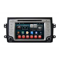 Quality Double Din In Dash suzuki sx4 navigation system Wifi 3G ISDB-T DVB-T RDS Camera Input Video Output wholesale