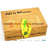 China Ab Slim Extra Natural Slimming Capsule / Weight Loss Lida Gold Formula Diet Pills on sale