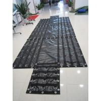 China Waterproof Pvc Tarpaulin Fabric For Wood Cover Rain And Sun Proof on sale