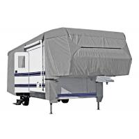 Quality 5th Wheel Caravan Cover,color gray, 3 layer polypropylene fabric wholesale