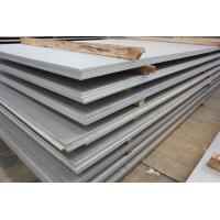 Quality 430 Stainless Steel Sheet / Magnetic Hot Rolled Steel Plate For Chemical Industry wholesale