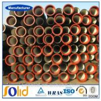 China ISO2531/ EN545 ductile iron pipe k9/c25/c30/c40 on sale