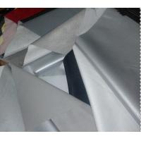 Quality Polyester silver coated fabric for car cover wholesale