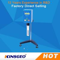 Quality One Year Warranty High Accuracy Rubber Testing Machine , Viscosity Measurement Equipment with 5.5kg wholesale