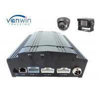 China HD Hard Drive 8 Channel MDVR Video Streaming 3G 4G for Double-decker Bus on sale