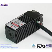 Quality Customized FDA Certify 532nm 100mw DPSS Green Laser Module with TEC Cooler&TTL Modulation wholesale
