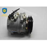 China 11N690040 Excavator Air Compressor 24V For Hyundai R225-7 142500-1610 on sale