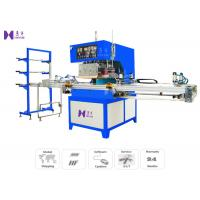 3 Phase High Frequency PVC Welding Machine AC380V With Auto Feeding System