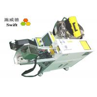 Buy cheap Hands Free Automatic Nylon Cable Tie Machine For Bundle Ties Faster from wholesalers