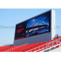 China High Brightness Stadium LED Display P16 SMD Full Color 2 Years Warranty on sale