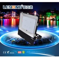 Quality CE ROHS listed SMD 3030 led flood light High Efficiency With die casting Aluminum / Glass Material wholesale