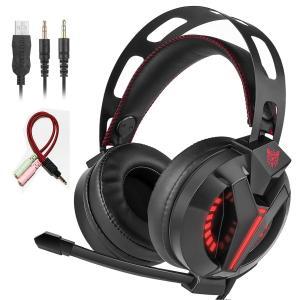 China 2.2kohm 2.2m Onikuma M180 3.5 Mm Gaming Headset With Mic on sale