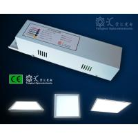Quality Aluminum alloy 595 x 595mm 40W square Emergency LED Panel Light IP44 100lm / w wholesale