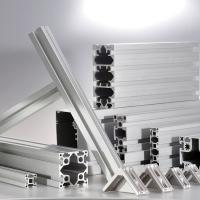 Quality Framing System Aluminium T Bar Profile With Accessories Fasteners 5800mm wholesale