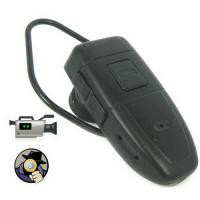 China Multifunctional Bluetooth Shaped Mini Spy Camera With 4GB Built-in Memory Capacity on sale