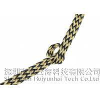 Quality Flame Resistant Electrical Braided Sleeving For Wiring Harness Loom Wire Cover wholesale