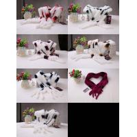 China Rabbit Fur Scarves Fur Scarf Fur Shawl With Flowers Fur 7 Colors 7 Piece/Lot on sale