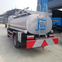 Quality Cheapest price CLW RHD Mini 3000L Fuel bowser truck for sale, HOT SALE!good price smallest oil dispensing vehicle wholesale