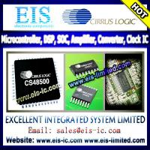 Quality CS5361 CIRRUS LOGIC 114 dB, 192 kHz, Multi-Bit Audio A/D Converter IC - Email: sales009@eis-limited.com wholesale