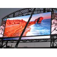 Rental  Use 5mm Led Screen , Outdoor Digital Advertising Screens High Refresh Rate